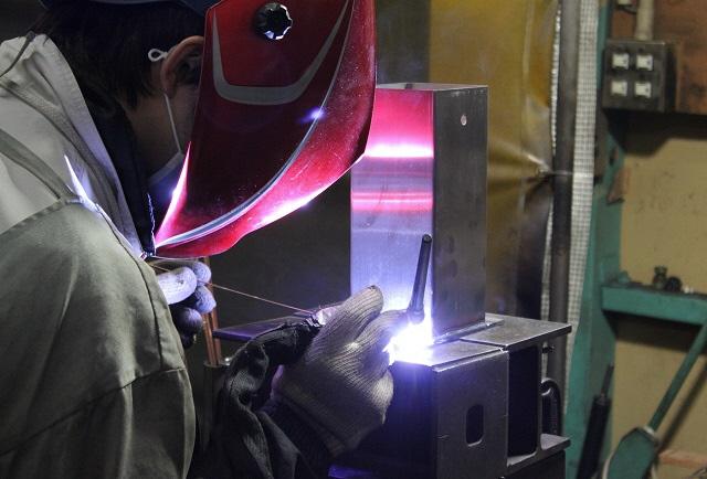 有限会社芳賀熔接工業 溶接オペレーター及び溶接作業員の募集 イメージ