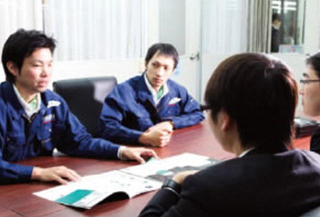 株式会社いすゞ製作所企業イメージ02