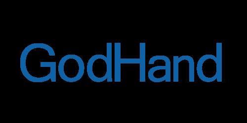 ゴッドハンド株式会社ロゴ